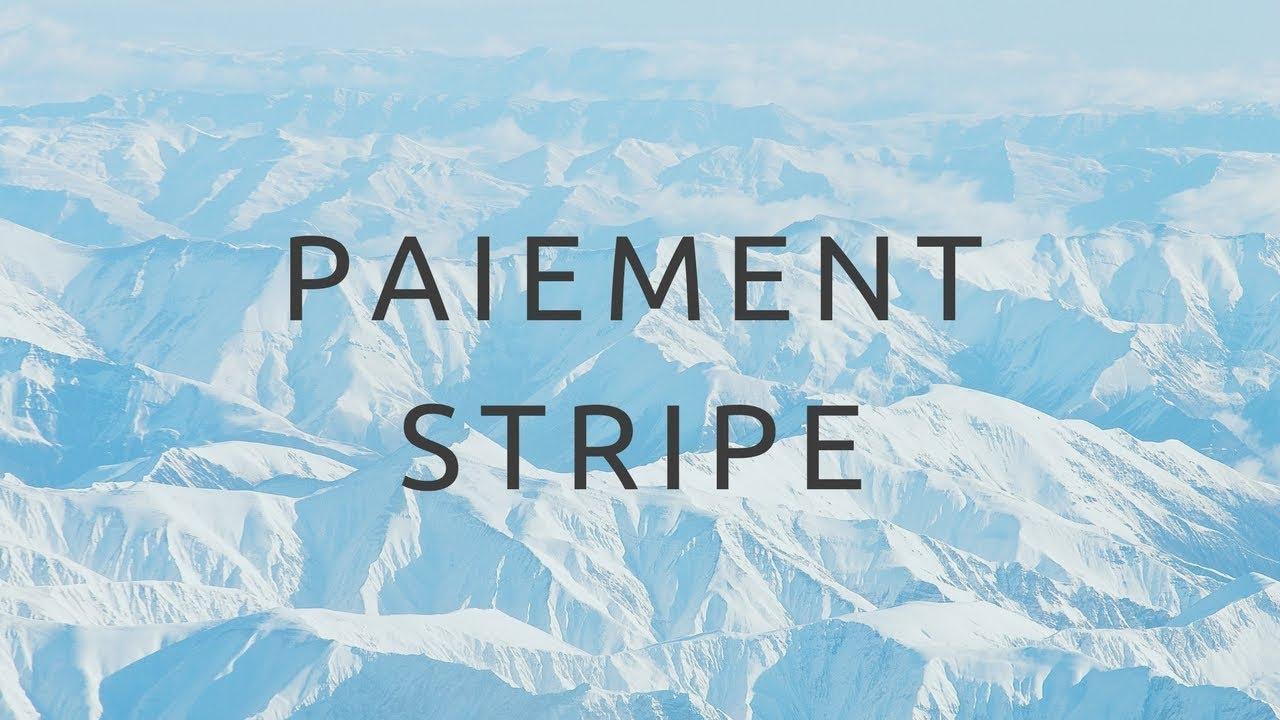 Créer un paiement Stripe avec Symfony